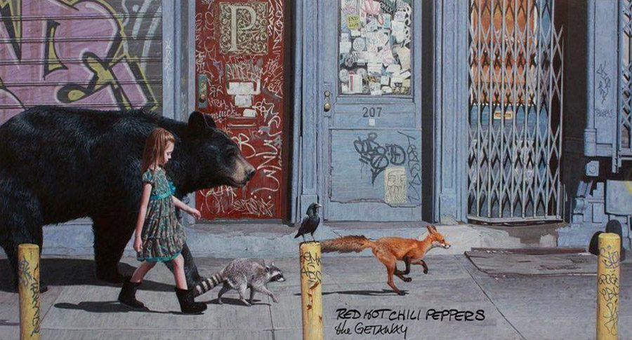 Red Hot Chili Peppers – The Getaway 2016