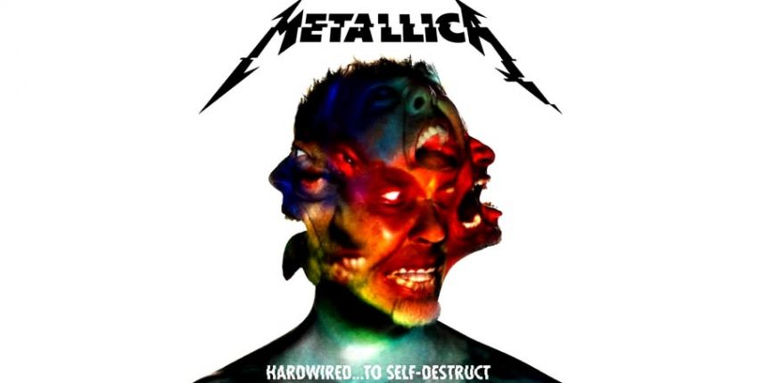 Metallica – Hardwired… to Self-Destruct